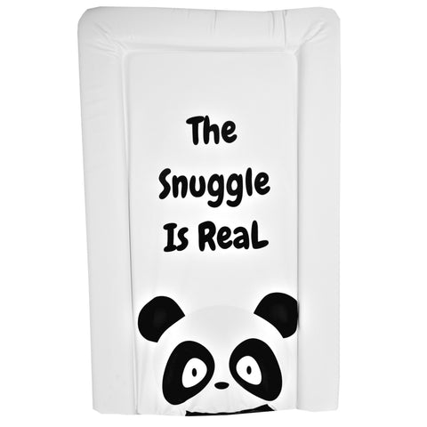 The Snuggle is Real Baby Changing Mat