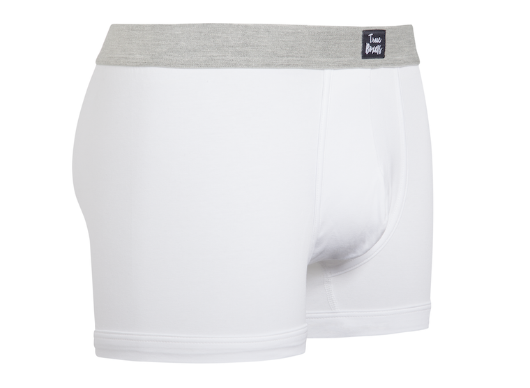 Innocent - white brief - True Boxers