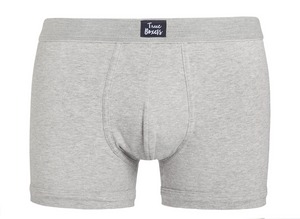 Urban - grey brief - True Boxers
