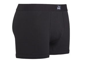 Statement - black brief - True Boxers