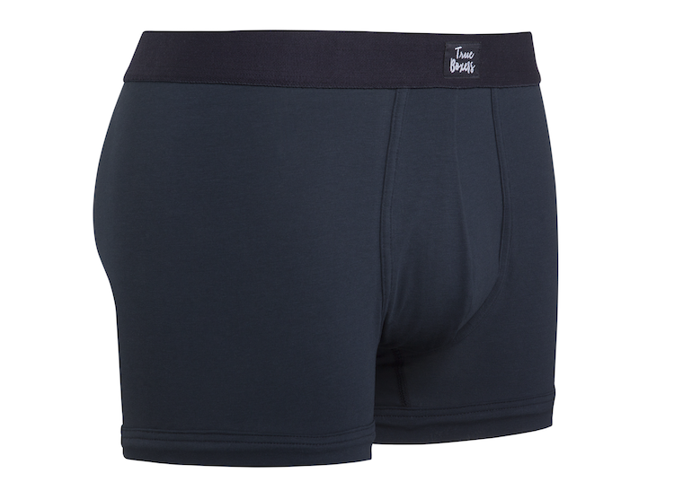 Melrose - navy blue Brief - True Boxers