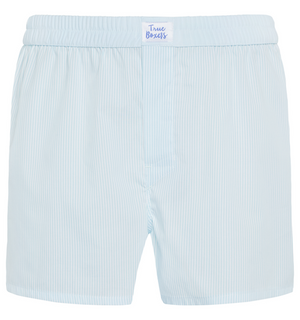 Swimming Pool - turquoise stripes Boxer Short - True Boxers