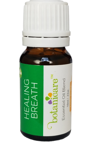 Healing Breath Essential Oil Blend