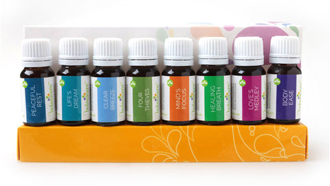 Essential Oils Top Blends Set