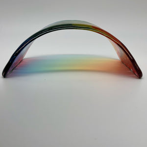 Glass Rainbow Arch