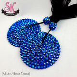 Classic Round Rhinestone Pasties - SugarKitty Couture