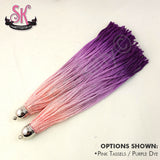 Limited Edition Ombre Chainette Replacement Tassels