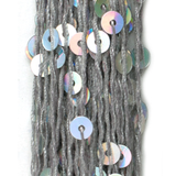 Metallic - Sequin Chainette Replacement Tassels
