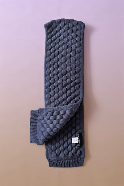 LUKA Scarf in Slate - two left!