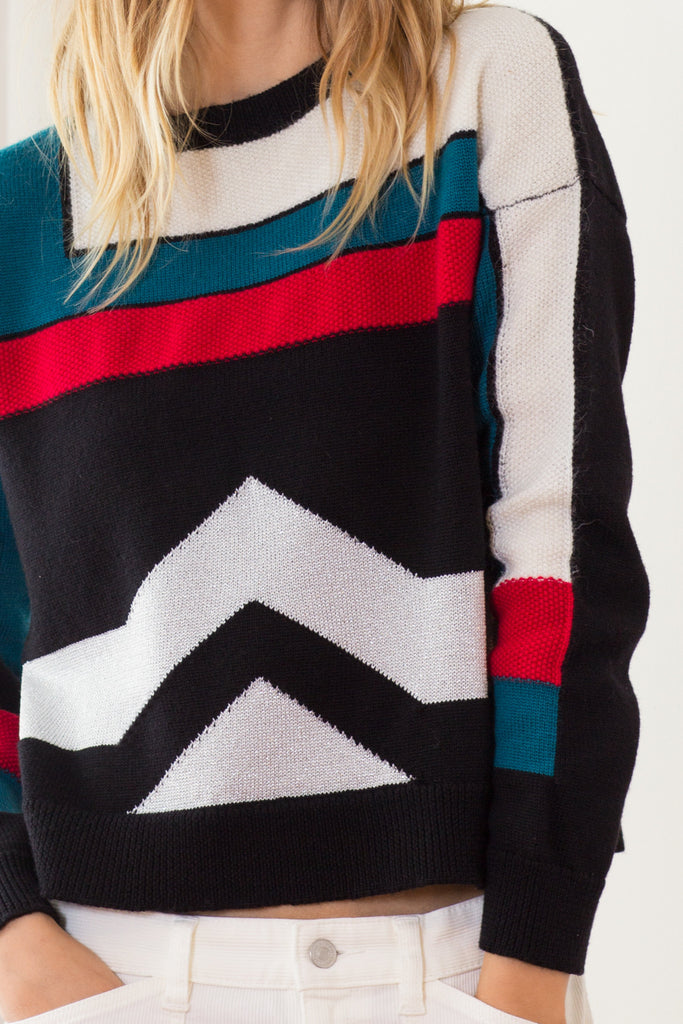 ZOE Sweater - Multi