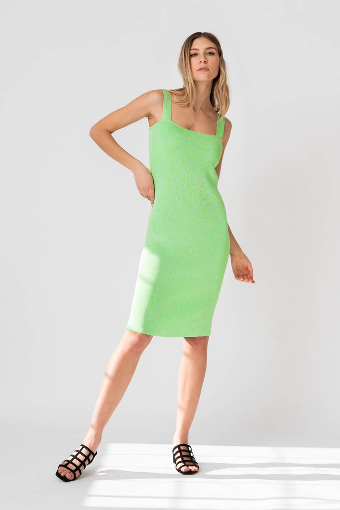 KLARA Dress in Mint