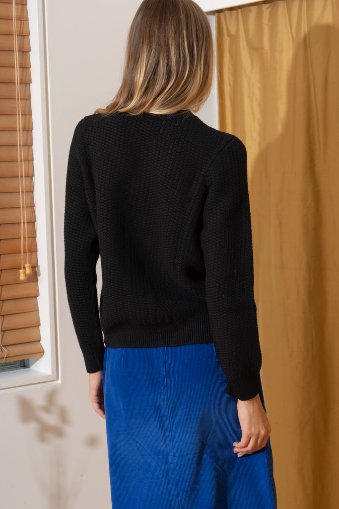 ANKA Sweater in Black