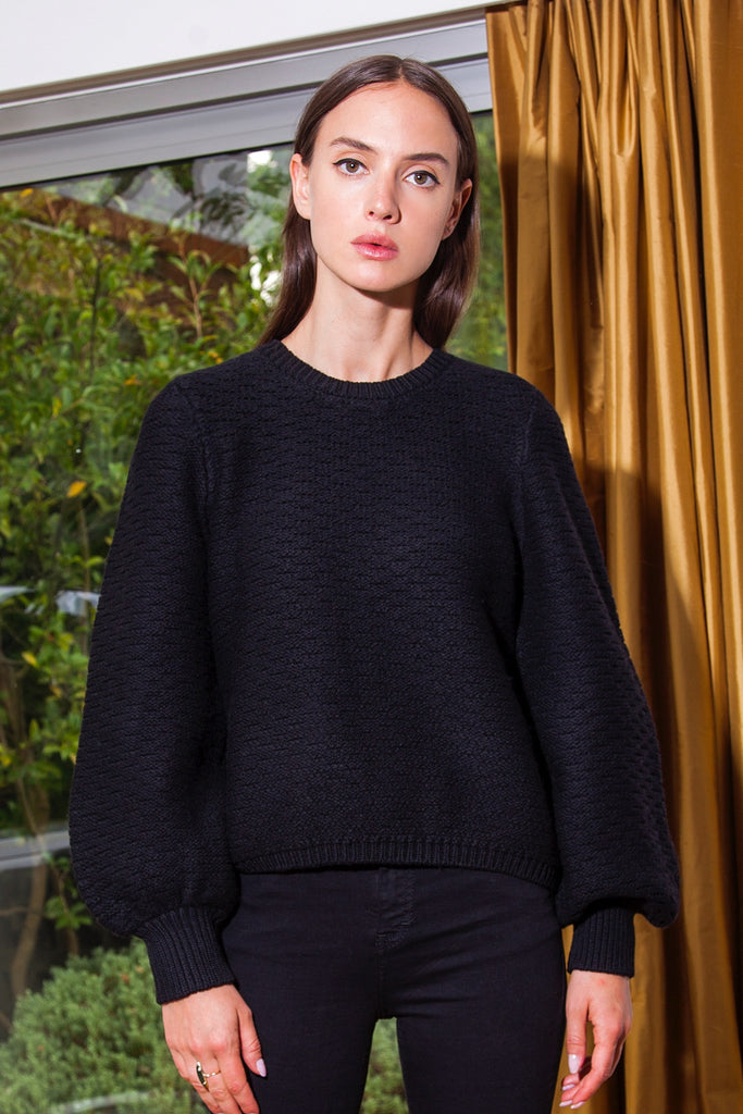 CARY Sweater in Black