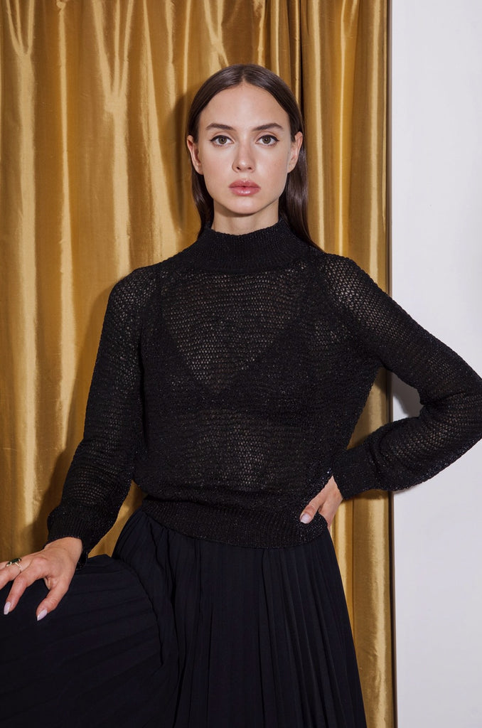 JONI Sweater in Black