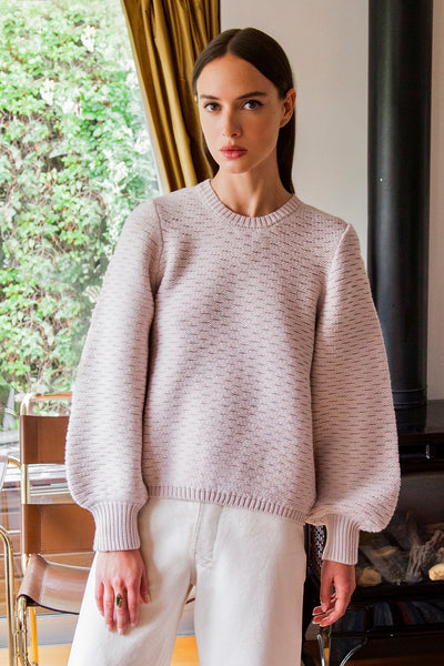 CARY Sweater in Cloud