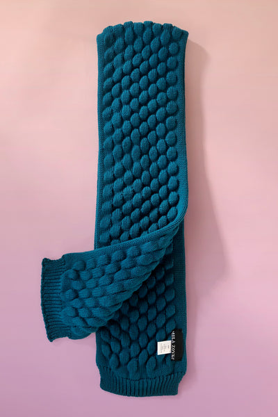 LUKA Scarf in Teal