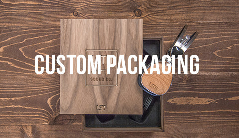 Custom Packaging | Woodchuck USA