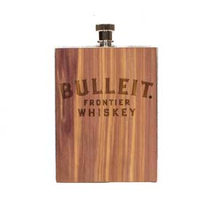 WOODCHUCK USA EVENT SWAG Flask