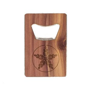 WOODCHUCK USA EVENT SWAG Bottle Opener