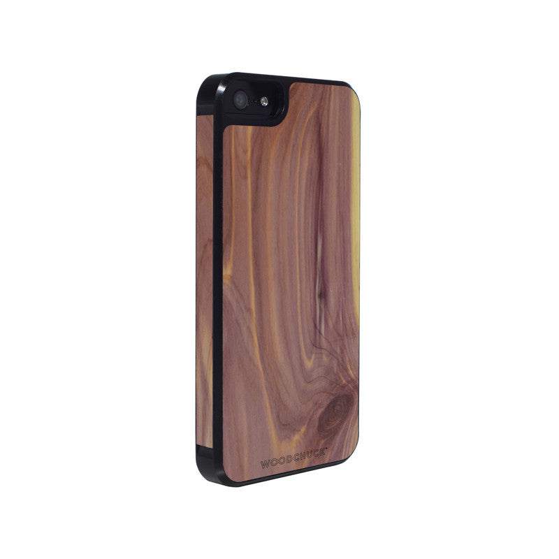 Wood iPhone 5 Case - Woodchuck USA