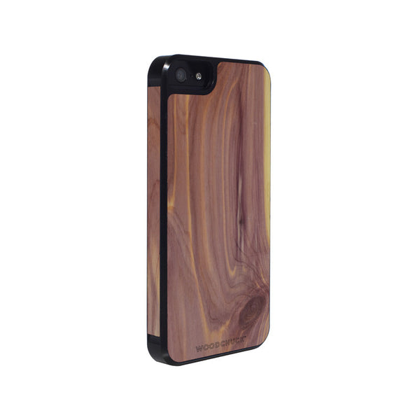 Wood iPhone 5 Case - Woodchuck USA - Cedar