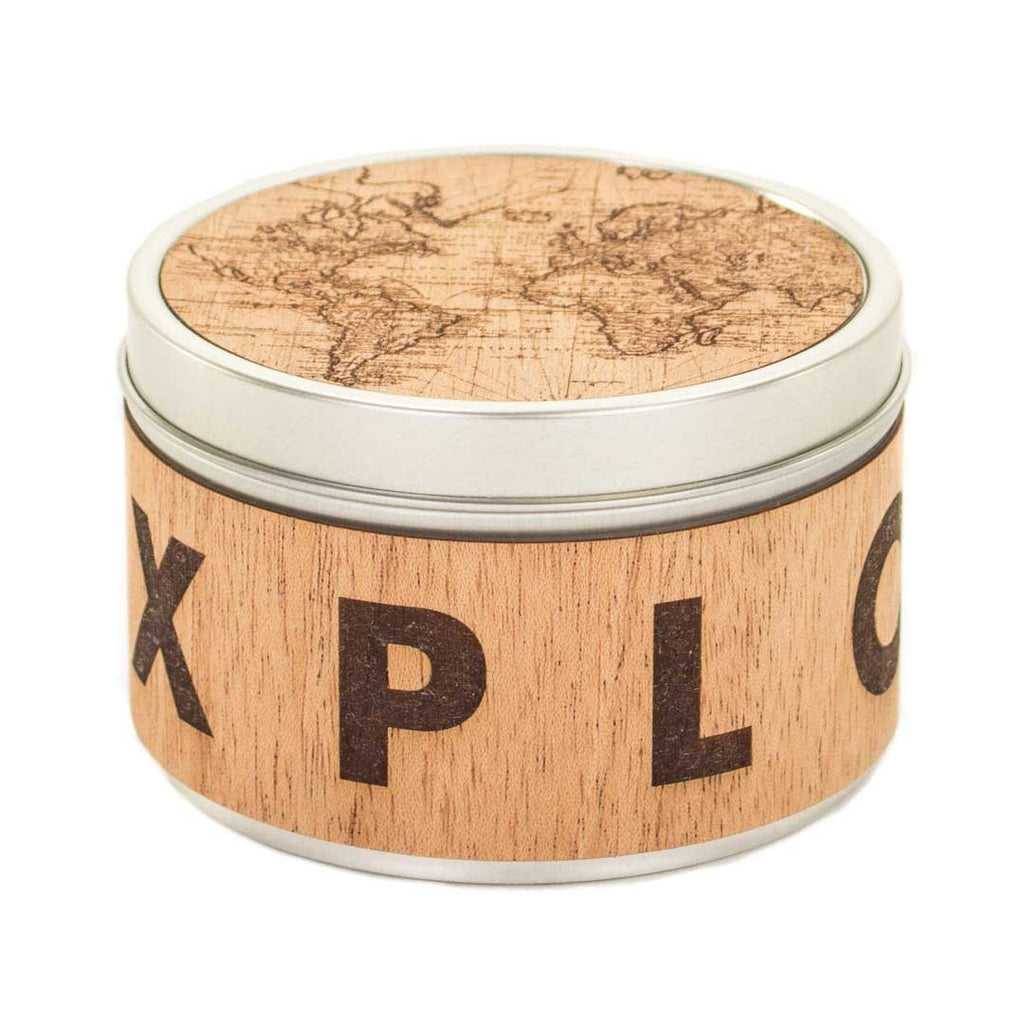 Explore Candle - Woodchuck USA