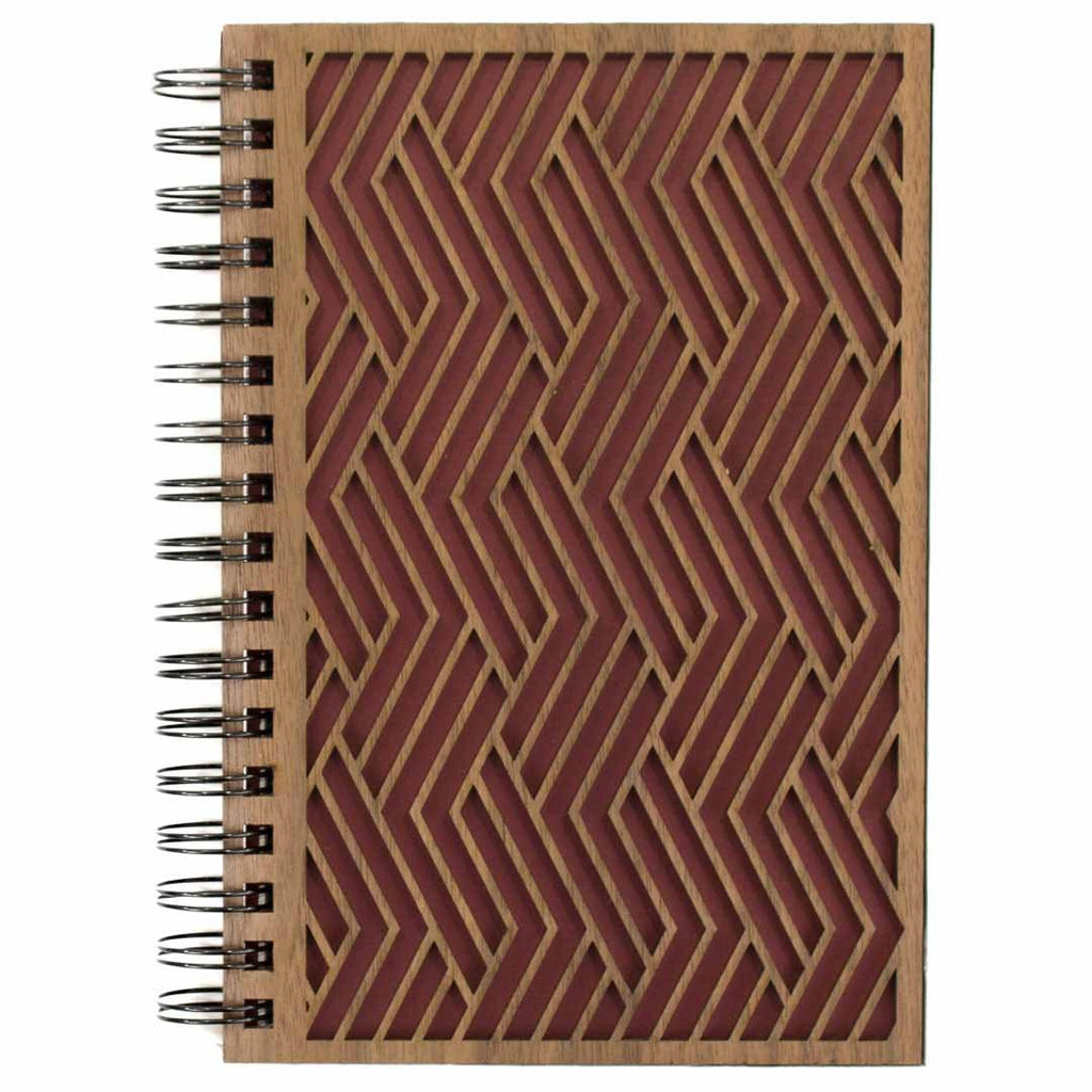 Haiwatha Spiral Journal - Woodchuck USA