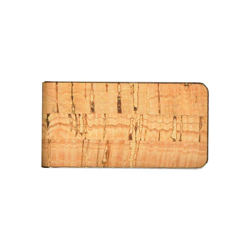 Cork Money Clip