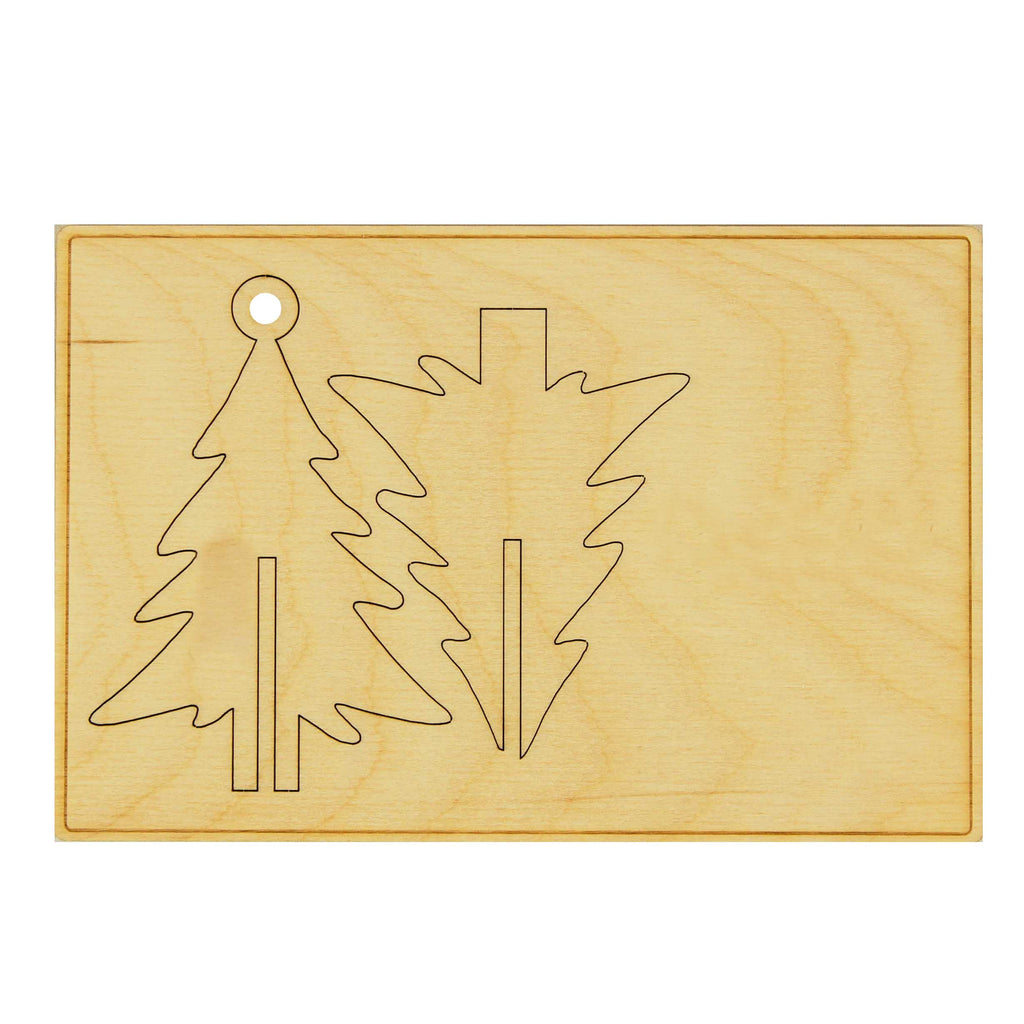 Pop-out Tree Holiday Card (Pack of 10)