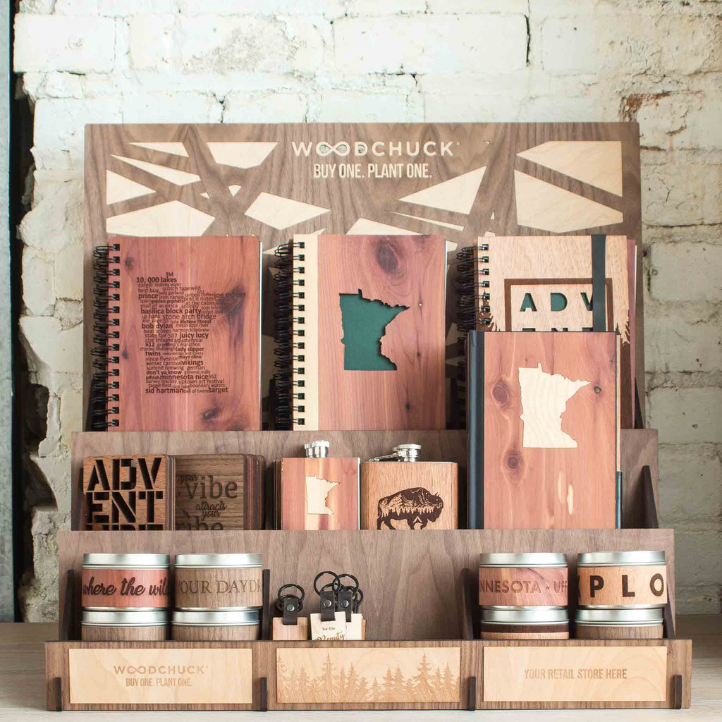 Display Set - Woodchuck USA