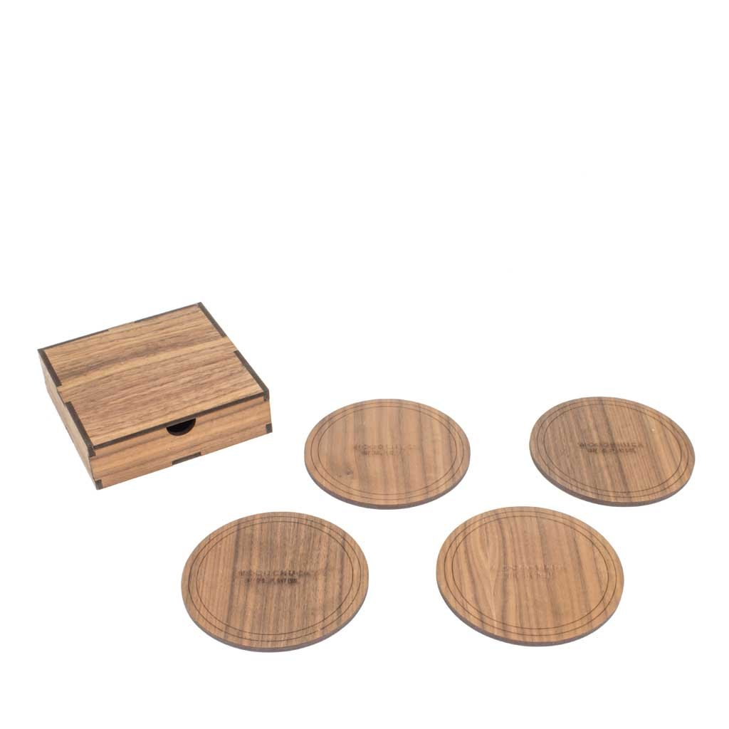 Wood Coasters - Woodchuck USA