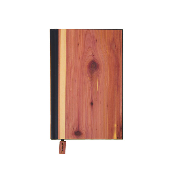 Wood Pocket Journal