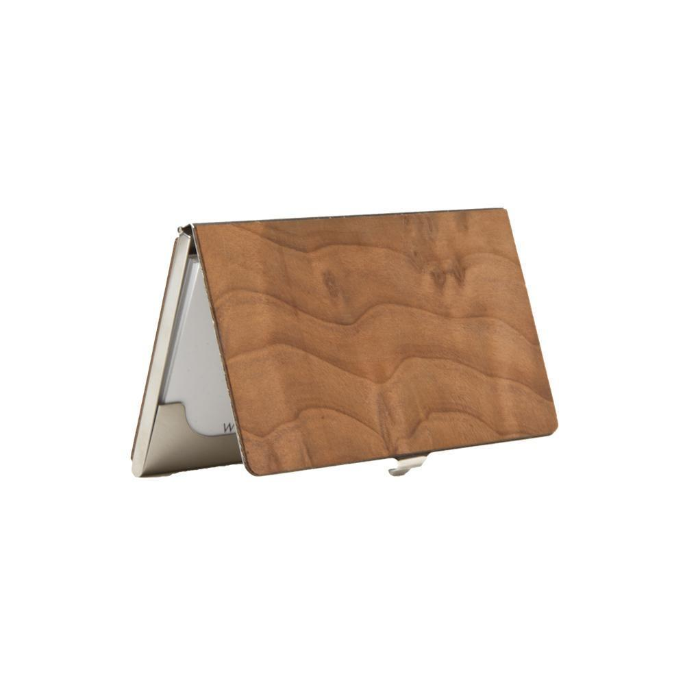 Wood Business Card Holder - Woodchuck USA
