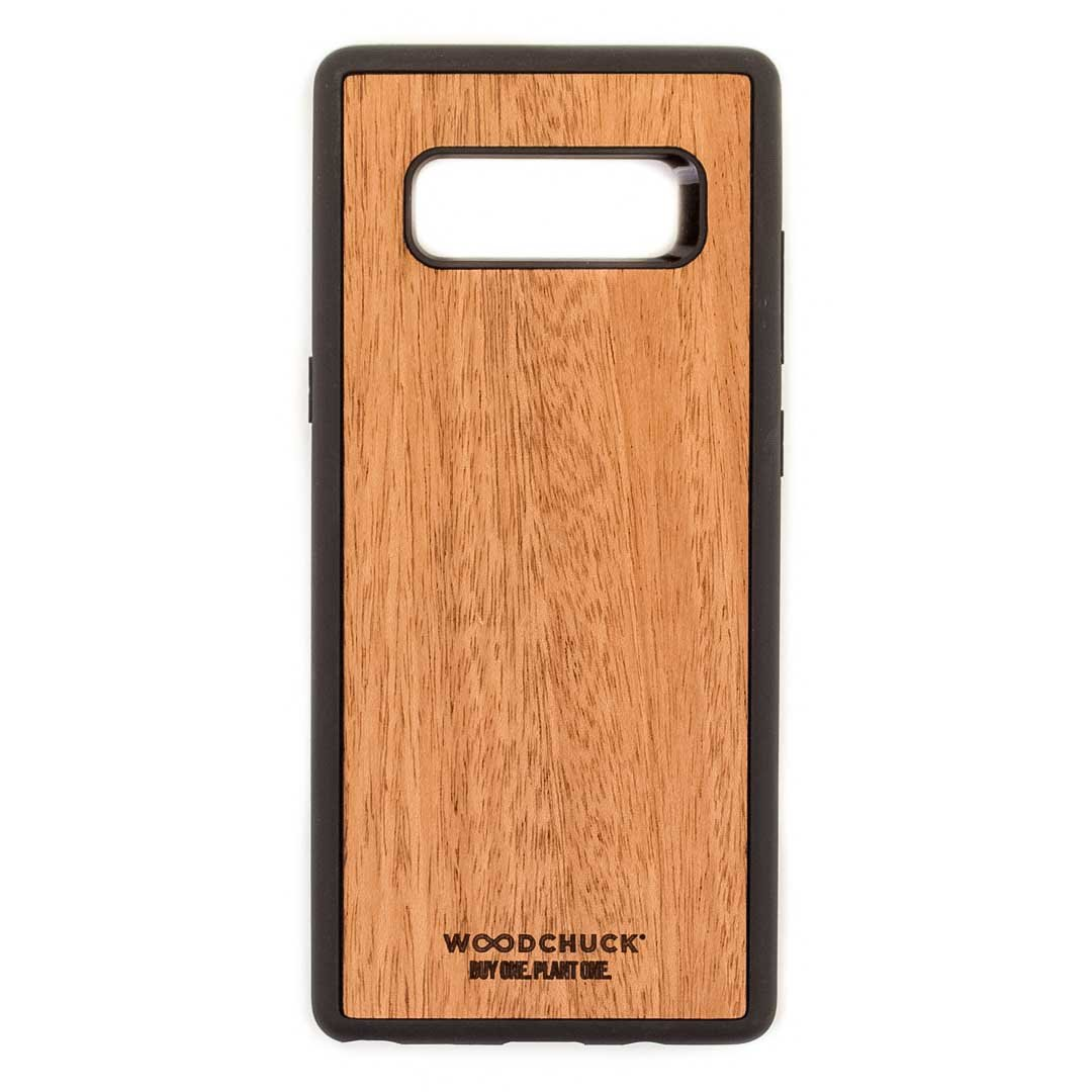 official photos eb65f df599 Real Wood Samsung Note8 Case