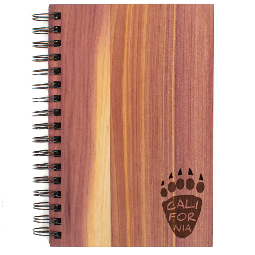 Bear Paw Spiral Journal