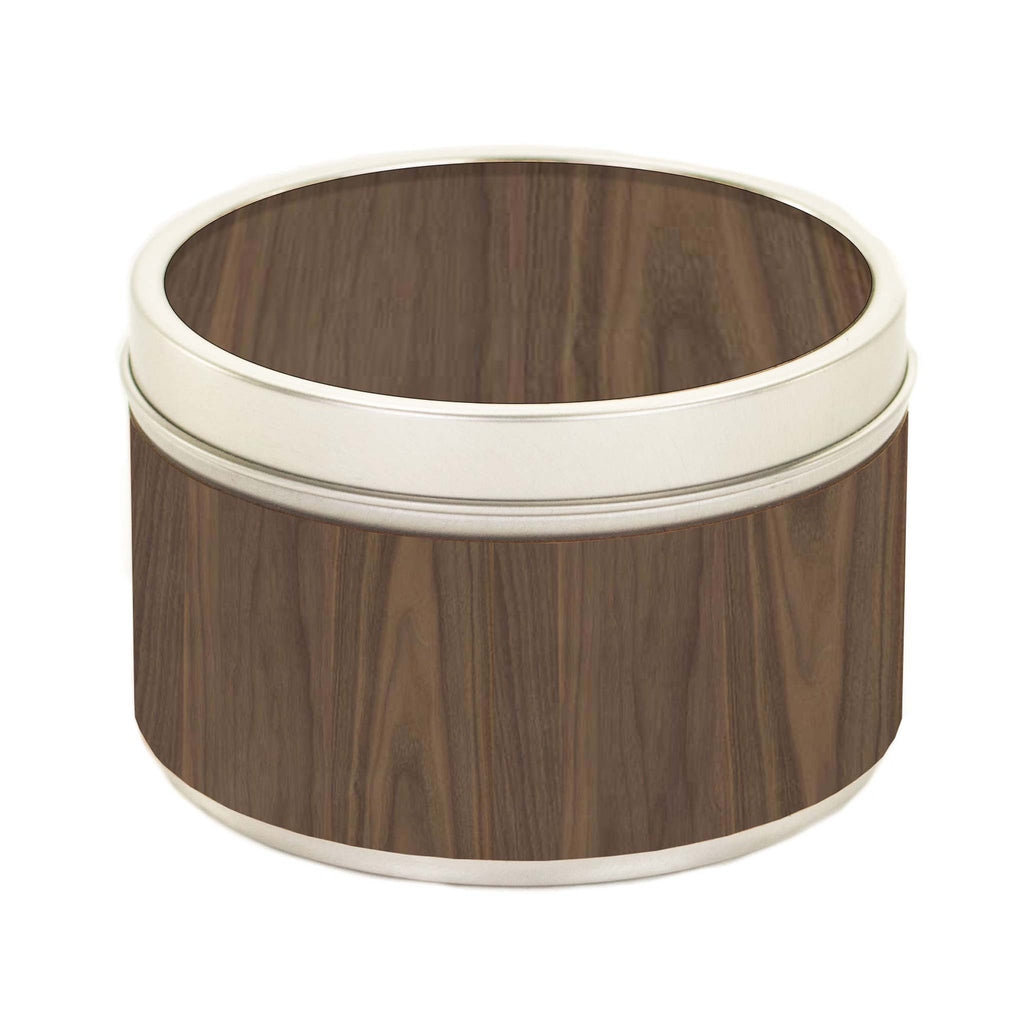 Wood Wrapped Spruce Scented Candle