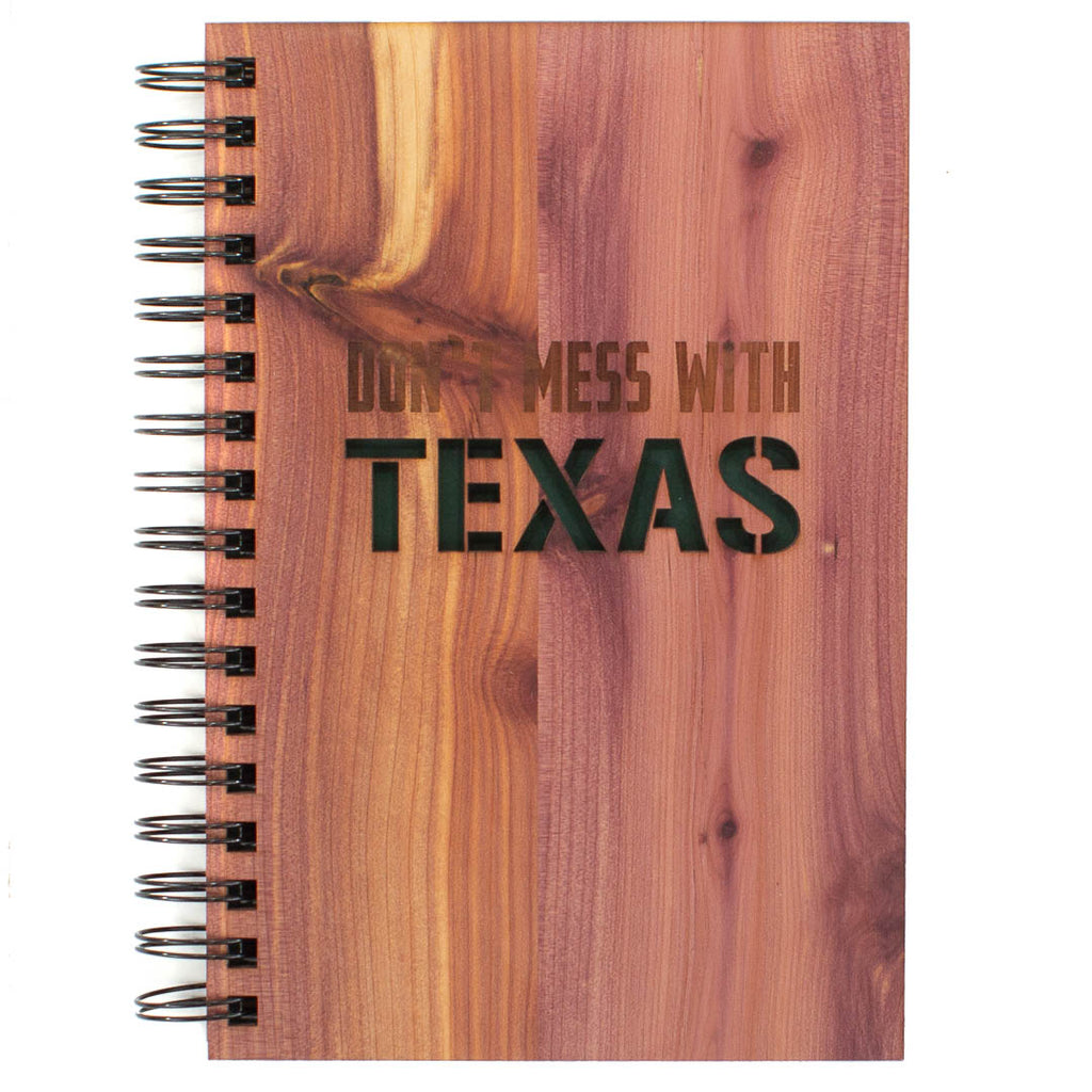 Don't Mess With Texas Spiral Planner 2019-2020