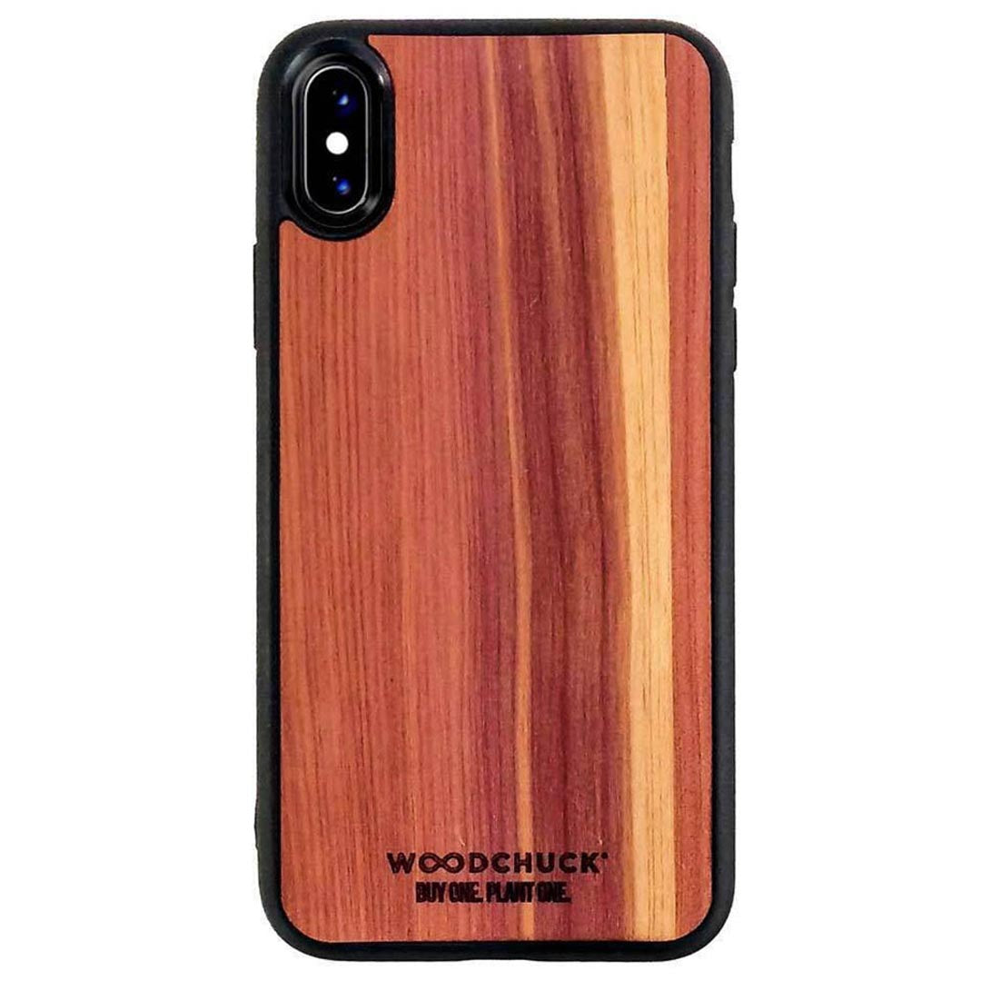 timeless design 76db0 ce2d4 Real Wood iPhone X / XR / XS / XS MAX Case