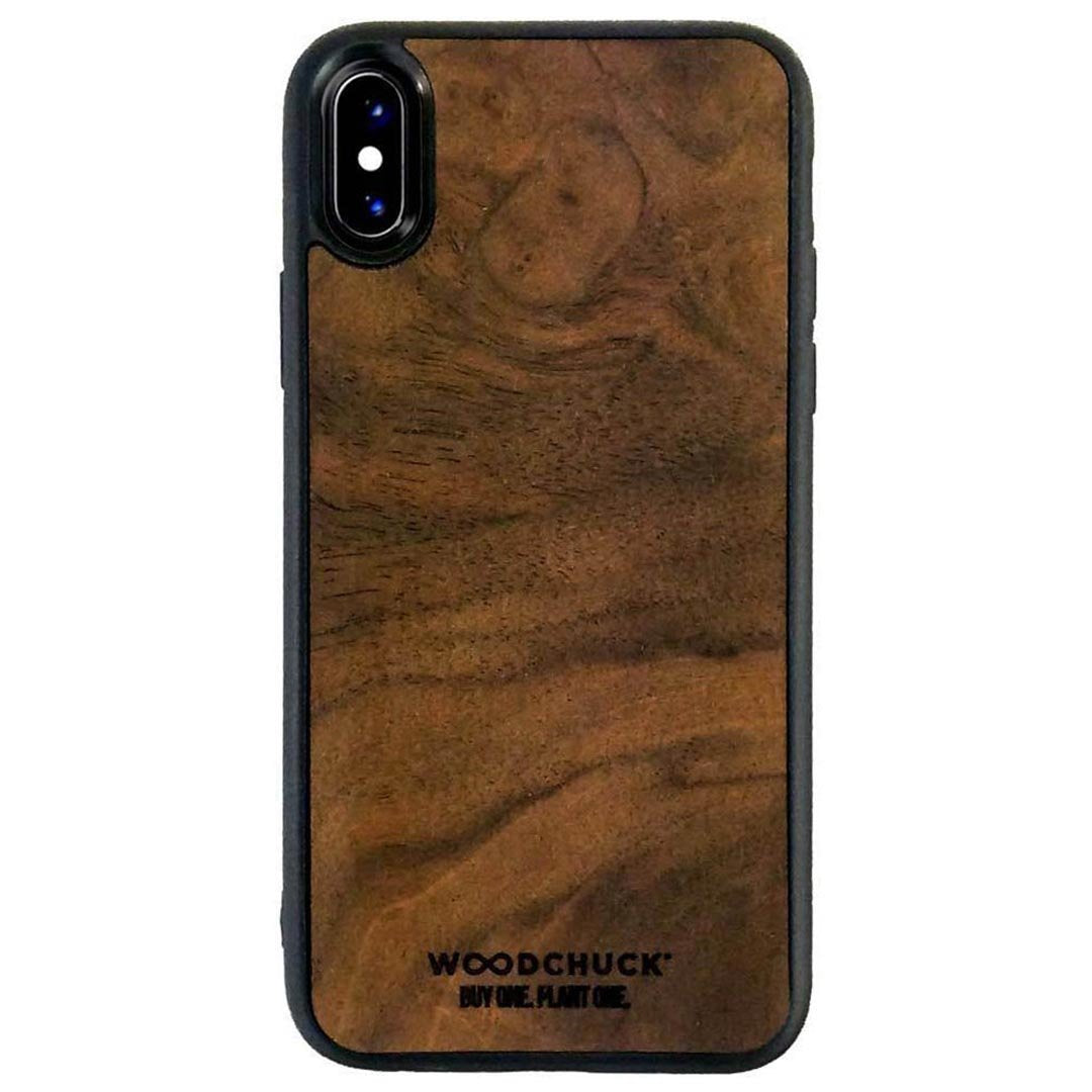 timeless design 4ff61 8cad8 Real Wood iPhone X / XR / XS / XS MAX Case