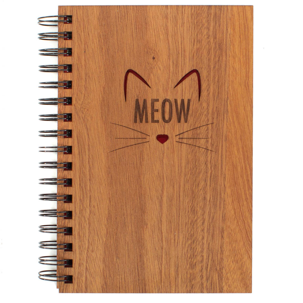 Meow Spiral Planner 2019-2020