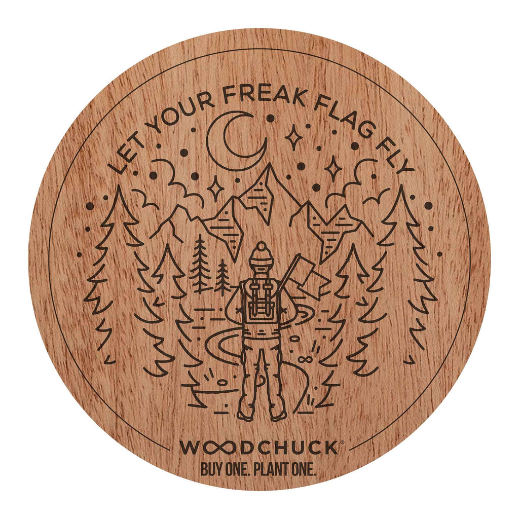 Freak Flag Sticker