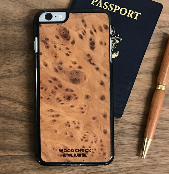 Wood iPhone 7 Case - woodchuckusa - 1