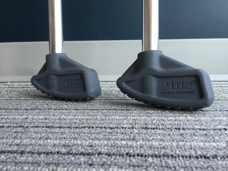 Upstate company leads the way in crutch technology