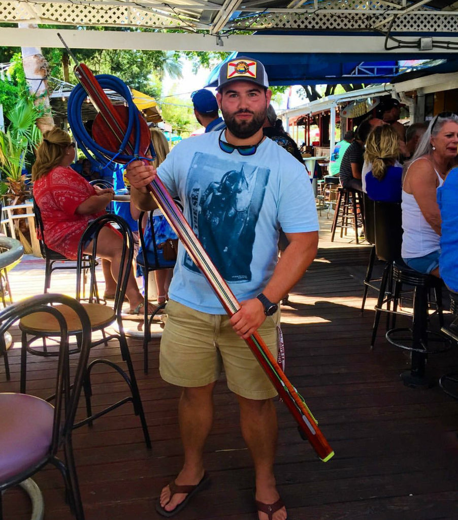 Tampa Bay Spearfishing Challenge Winner