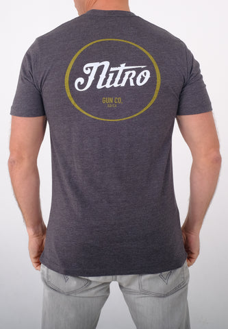 Stratford Carbon Grey T Shirt