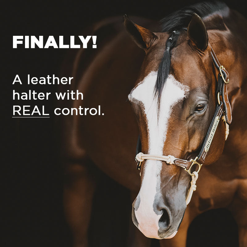 Patented HYBRID Halter