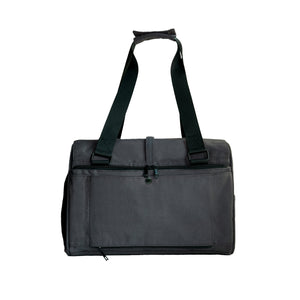 Koala Pet Carrier in Dark Steel Grey (Classic Canvas) - Candy Apple Ltd