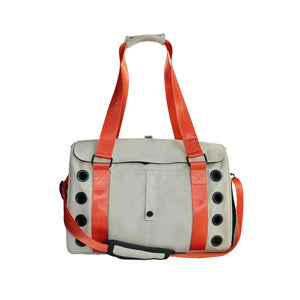 One of the best airline approved pet carrier from  Candy Apple Pet Supply