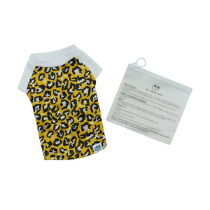 LEOPARD COOLING TEE - Candy Apple Ltd