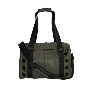 Koala Pet Carrier in Military Green (Sporty Nylon) - Candy Apple Ltd